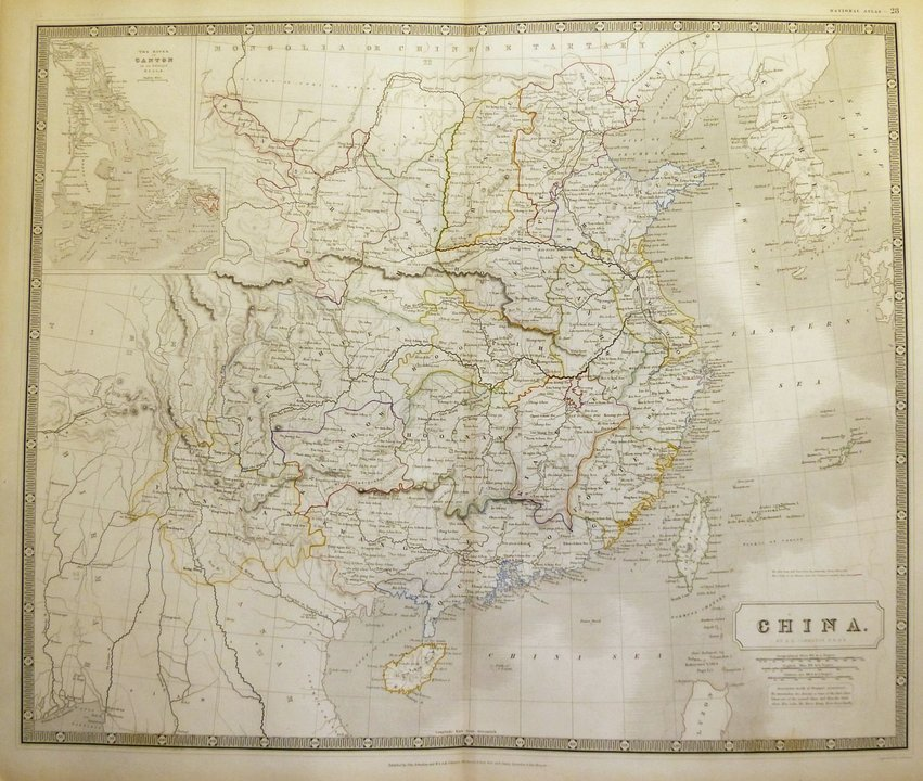 China - Johnston