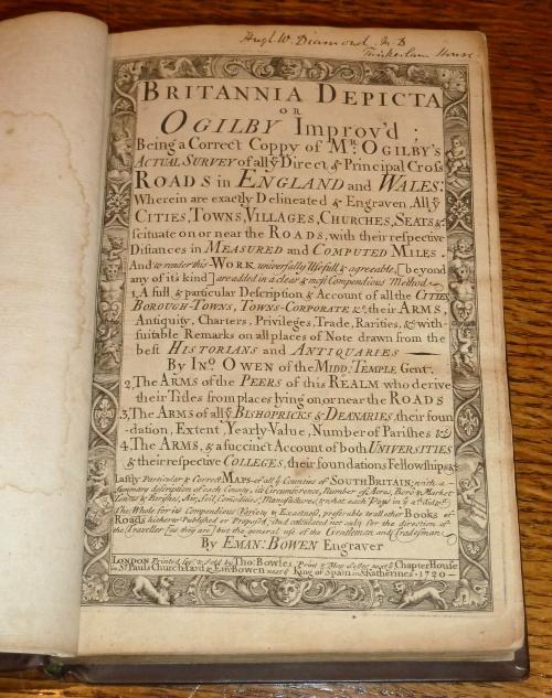 Britannia Depicta